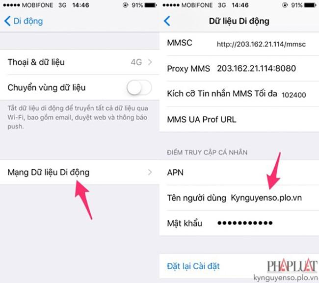 Cách tạo điểm phát WiFi bằng smartphone ảnh 3