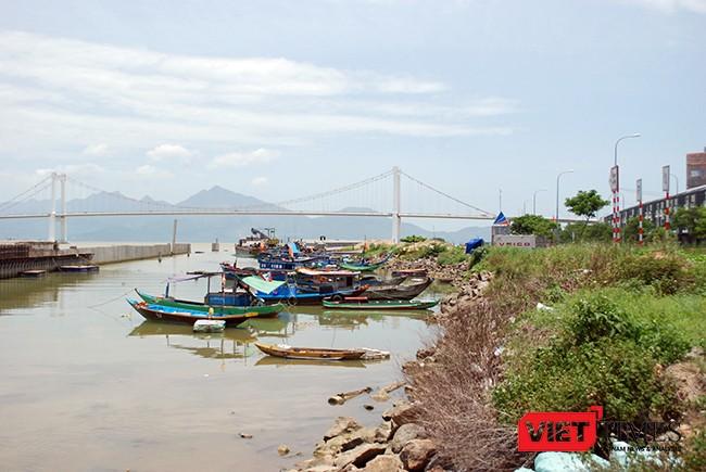 Dự án Bến Du thuyền Marina complex Da Nang (mặt tiền Lê Văn Duyệt, phường Nại Hiên Đông, quận Sơn Trà, TP Đà Nẵng) do Công ty TNHH Bến du thuyền Đà Nẵng đầu tư