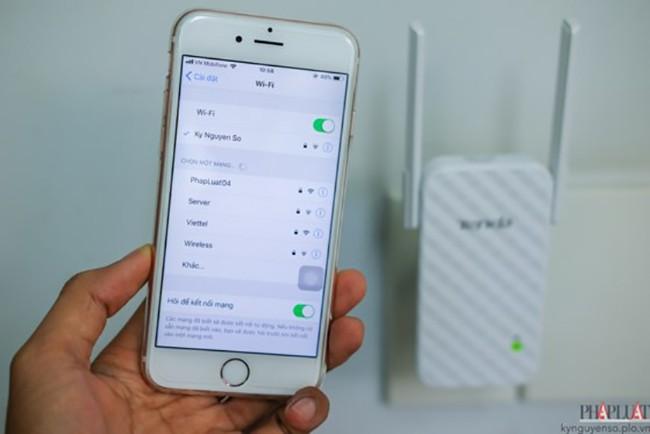 Thiết bị tăng sóng WiFi giá rẻ cho gia đình ảnh 3