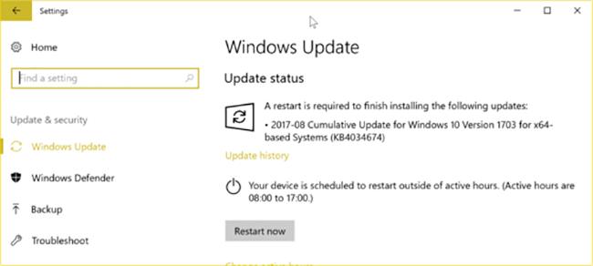 Tải nhanh các bản vá lỗi quan trọng từ Microsoft ảnh 1