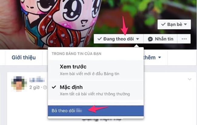Cách ẩn các bài viết phiền toái trên Facebook ảnh 3