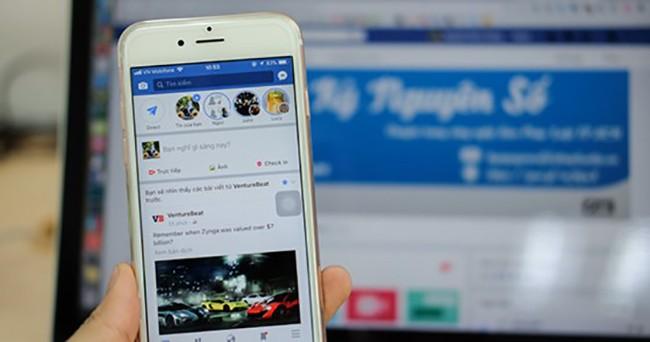 Cách tắt thông báo phiền phức trên Facebook ảnh 1