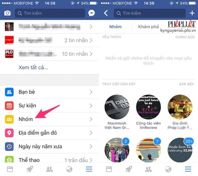Cách tắt thông báo phiền phức trên Facebook ảnh 2