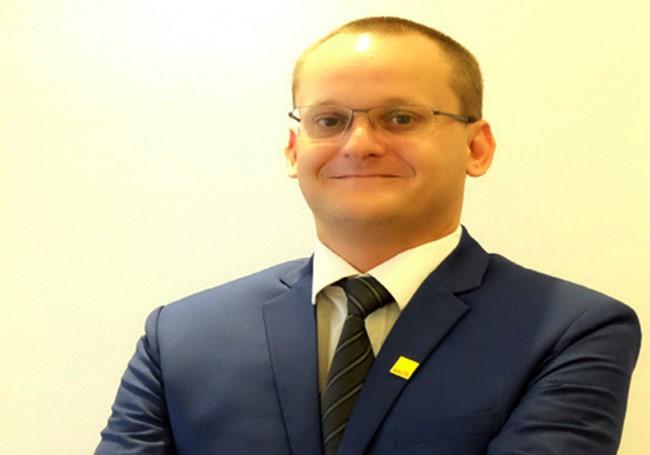 Ông Erik Billgren, Giám đốc Savills Đà Nẵng
