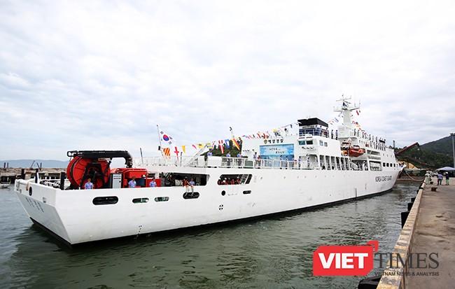 tàu Badaro (3011) là loại tàu huấn luyện của Lực lượng Bảo vệ bờ biển Hàn Quốc. Tàu có trọng tải 4.292 tấn; Chiều dài: 121m; Mớn nước: 6m; Rộng: 16m và Cao: 25m
