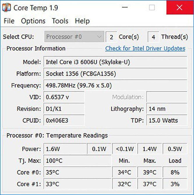 3 ứng dụng kiểm tra nhiệt độ máy tính ảnh 2