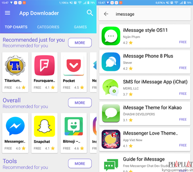 Làm thế nào để chạy ứng dụng iOS trên Android? ảnh 2