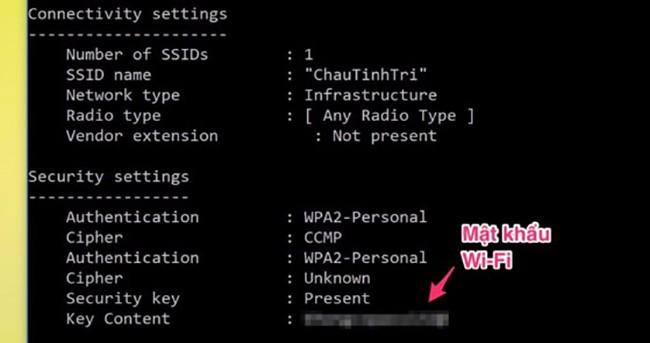 Cần làm gì khi quên mật khẩu WiFi? ảnh 3
