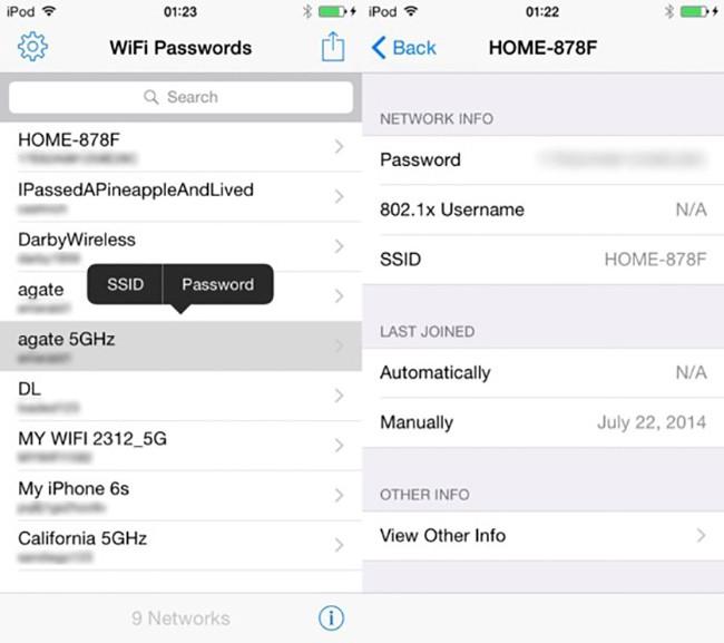 Cần làm gì khi quên mật khẩu WiFi? ảnh 8