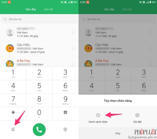 2 cách chặn tin nhắn quảng cáo trên smartphone ảnh 2