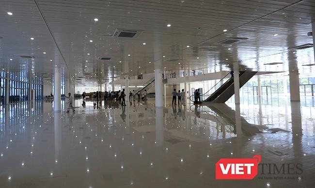 Ngắm Trung tâm báo chí Quốc tế phục vụ APEC 2017 ở Đà Nẵng ảnh 11