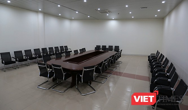 Ngắm Trung tâm báo chí Quốc tế phục vụ APEC 2017 ở Đà Nẵng ảnh 14