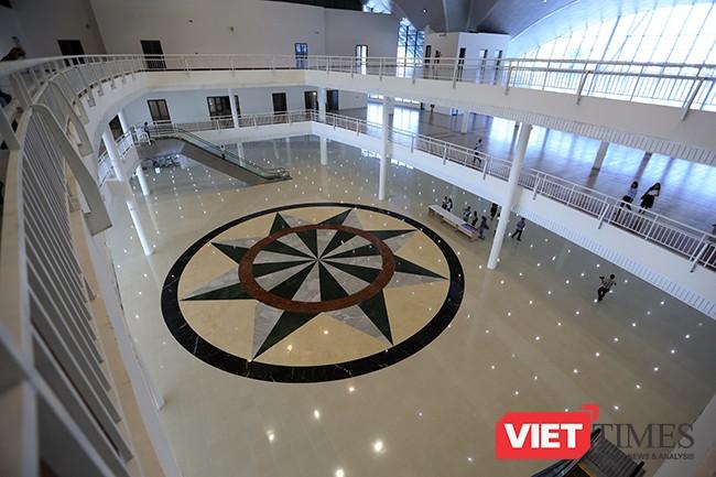 Ngắm Trung tâm báo chí Quốc tế phục vụ APEC 2017 ở Đà Nẵng ảnh 15