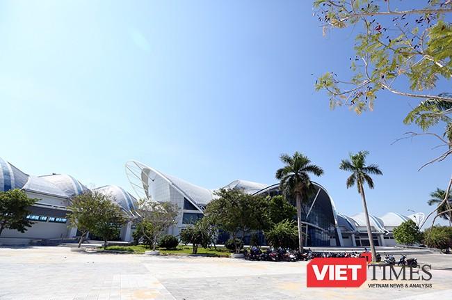 Ngắm Trung tâm báo chí Quốc tế phục vụ APEC 2017 ở Đà Nẵng ảnh 2