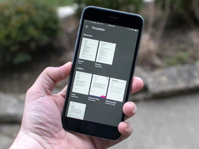 Mẹo chỉnh sửa tập tin PDF ngay trên smartphone ảnh 4