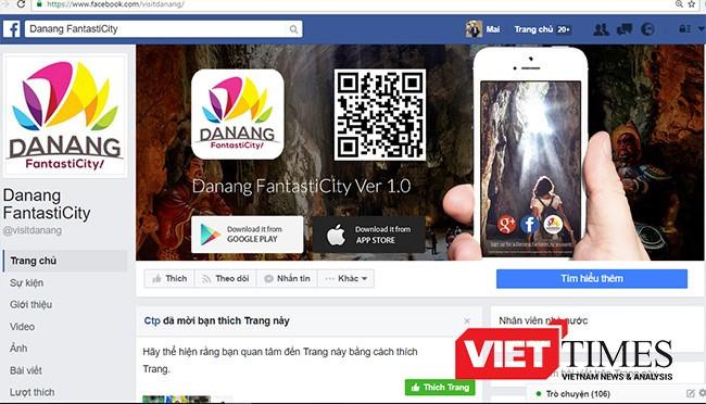 """Ứng dụng """"Khám phá du lịch Đà Nẵng trên thiết bị di động"""" - Danang FantastiCity, một trong những công cụ hỗ trợ du khách đến với Đà Nẵng"""