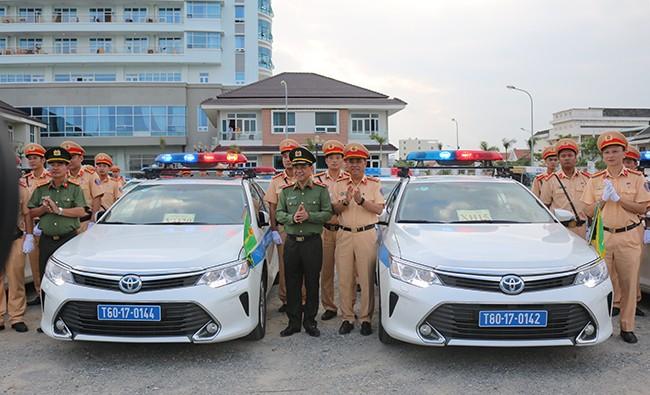 Lực lượng CSGT quyết tâm đảm bảo an toàn tuyệt đối cho Tuần lễ cấp cao APEC 2017 ảnh 13
