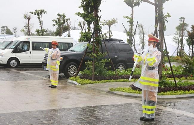 Lực lượng CSGT quyết tâm đảm bảo an toàn tuyệt đối cho Tuần lễ cấp cao APEC 2017 ảnh 6