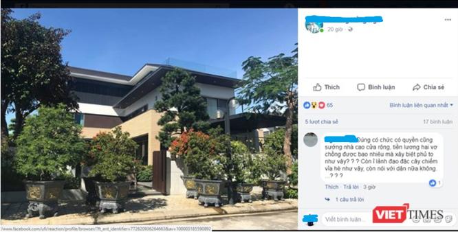 """Giám đốc Công an Đà Nẵng lên tiếng về thông tin sở hữu nhà trăm tỷ do """"Vũ nhôm"""" biếu tặng ảnh 1"""