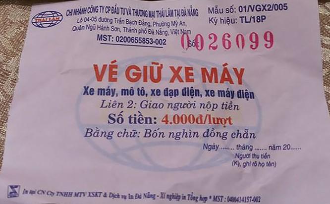 Đà Nẵng: Lùm xùm việc lập bãi giữ xe thu tiền để tăng thu ngân sách ảnh 1