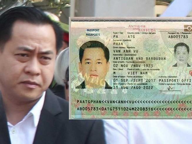 """Khởi tố, bắt tạm giam đối tượng nghi nhận tiền làm hộ chiếu Hoa Kỳ cho Vũ """"nhôm"""" và người thân của Vũ """"nhôm"""" ảnh 1"""