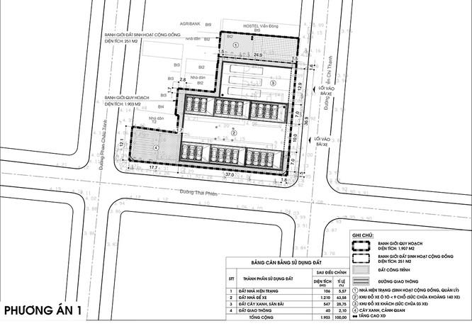 Đà Nẵng: Sử dụng công nghệ tháp và xếp hình để xây bãi đỗ xe tại trung tâm ảnh 1