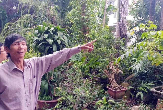 Nguyễn Văn Côi (60 tuổi, tổ trưởng tổ dân phố 34, phường Phước Mỹ, quận Sơn Trà, TP Đà Nẵng) bị UBND quận Sơn Trà ra quyết định thu hồi hơn 1.200m2 đất với giá đền bù chỉ 70.000 đồng/m2.