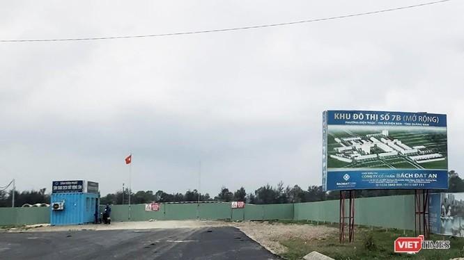 """Quảng Nam: Công bố kết luận thanh tra vụ """"ngàn người đòi sổ đỏ"""" ảnh 1"""