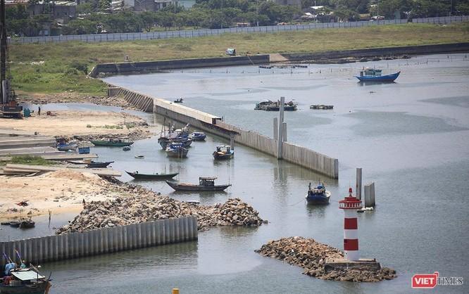 Dự án lấn sông gây phản ứng dư luận ở Đà Nẵng được Sở Xây dựng cho phép bán? ảnh 1