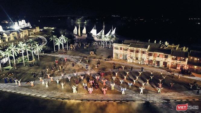 """""""Ký ức Hội An"""" được bình chọn là """"Chương trình nghệ thuật thực cảnh có giá trị văn hóa, lịch sử hay nhất Việt Nam"""" ảnh 1"""
