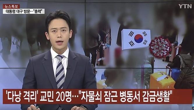 """Nhà hàng đặt suất cơm: """"Hình ảnh trên đài truyền hình YTN Hàn Quốc không phải là suất cơm chúng tôi nấu"""" ảnh 1"""