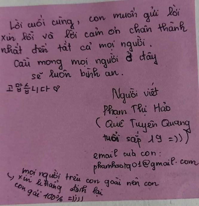 """Xúc động """"Nhật ký 14 ngày cách ly tại Đà Nẵng"""" của cô du học sinh Hàn Quốc ảnh 20"""