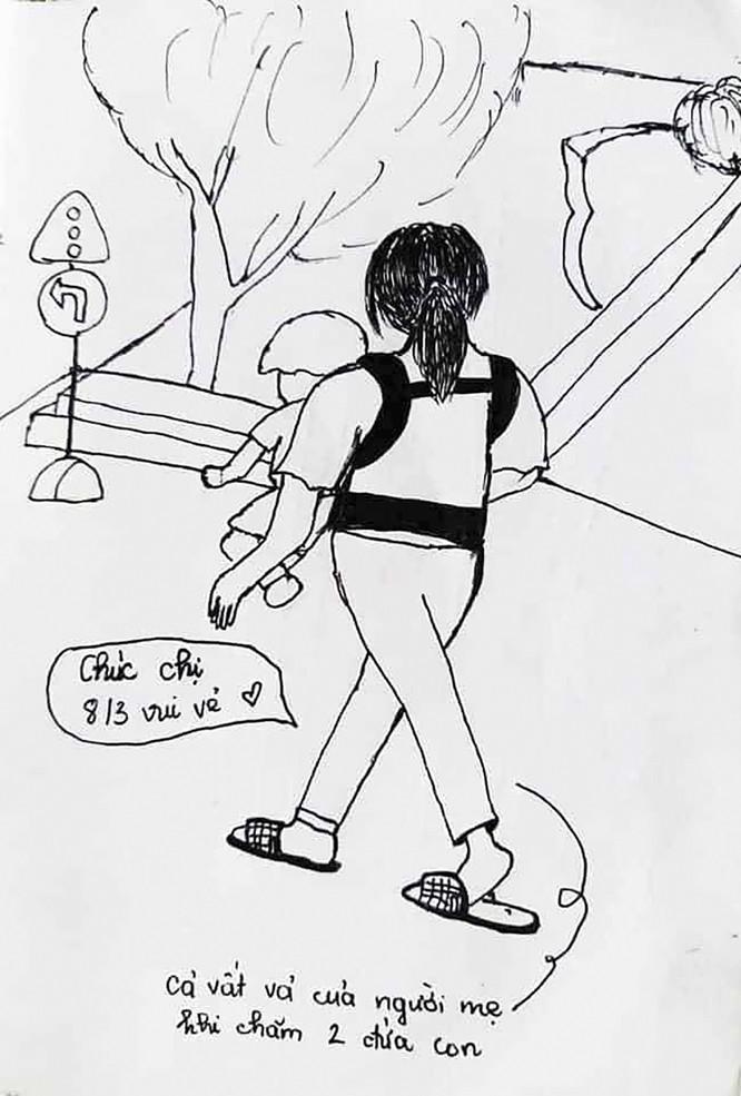 """Xúc động """"Nhật ký 14 ngày cách ly tại Đà Nẵng"""" của cô du học sinh Hàn Quốc ảnh 17"""