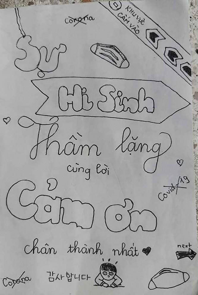 """Xúc động """"Nhật ký 14 ngày cách ly tại Đà Nẵng"""" của cô du học sinh Hàn Quốc ảnh 5"""