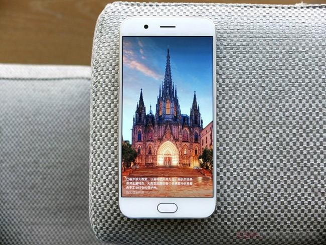 Đánh giá Oppo R11: hiệu năng tốt, thiết kế đẹp ảnh 3