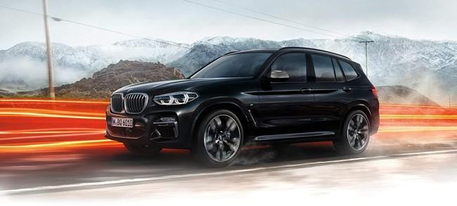 Hé lộ hình ảnh của BMW X3 hoàn toàn mới ảnh 3