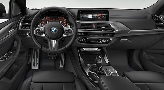 Hé lộ hình ảnh của BMW X3 hoàn toàn mới ảnh 4