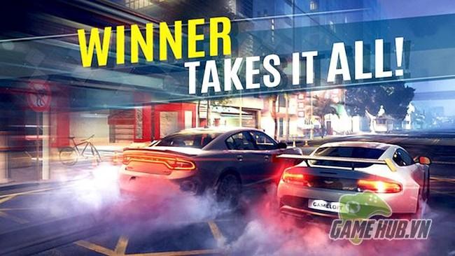 Asphalt Street Storm Racing game đua xe mới nhất của Gameloft ảnh 2