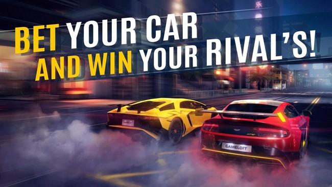 Asphalt Street Storm Racing game đua xe mới nhất của Gameloft ảnh 1