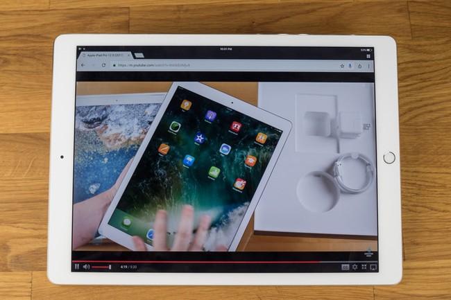 Đánh giá iPad Pro 12.9: màn hình khủng, chơi game tuyệt vời ảnh 10