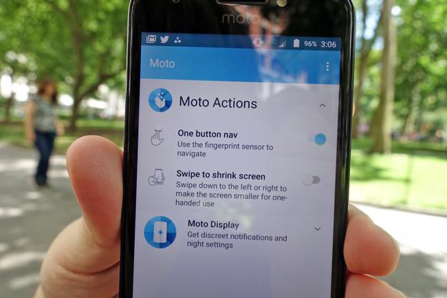 Motorola Moto E4 có phải là chiếc smartphone giá rẻ tốt nhất hiện nay? ảnh 6