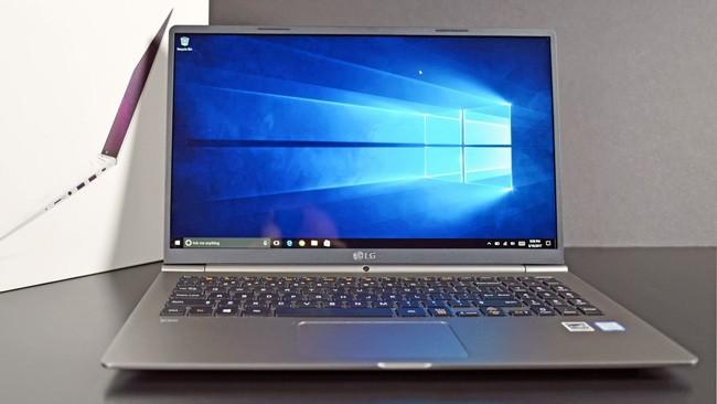 Đánh giá laptop LG Gram 15: mỏng, nhẹ, hiệu năng tốt ảnh 1