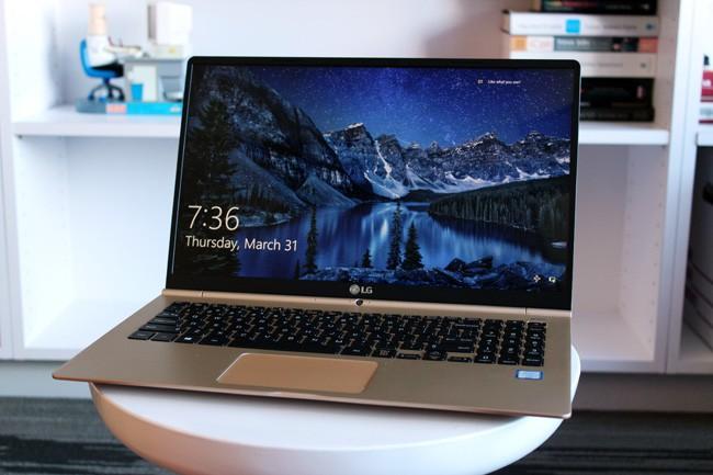 Đánh giá laptop LG Gram 15: mỏng, nhẹ, hiệu năng tốt ảnh 6