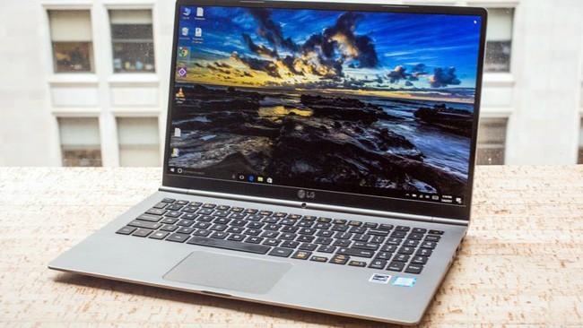 Đánh giá laptop LG Gram 15: mỏng, nhẹ, hiệu năng tốt ảnh 2