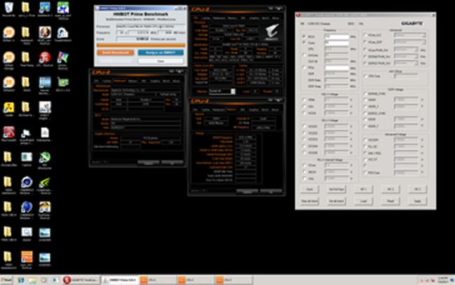 Ép xung CPU Intel Core i9-7900X lên mức khủng khiếp… 6,01 GHz ảnh 1