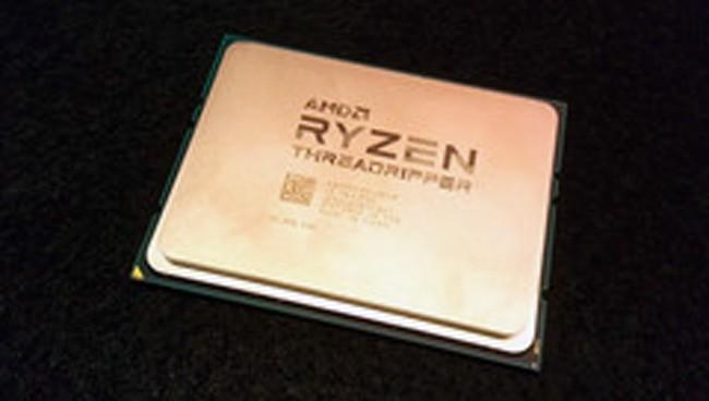 AMD Ryzen Threadripper 1950X nhanh gấp rưỡi Intel Core i9-7900X ảnh 1