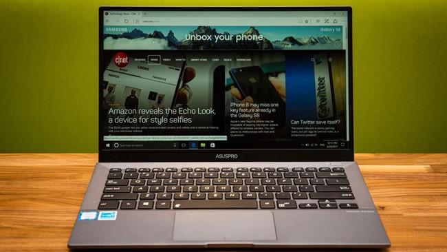 Đánh giá laptop Asus Pro B9440 ảnh 6