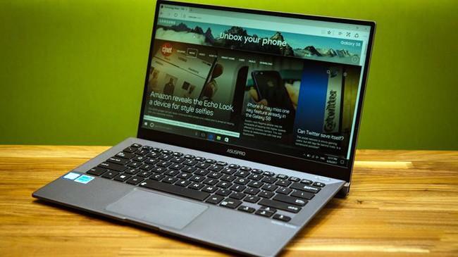 Đánh giá laptop Asus Pro B9440 ảnh 7