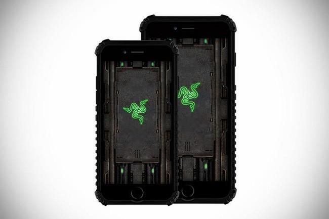 Smartphone sắp ra mắt của Razer nhắm đến những tín đồ game ảnh 1