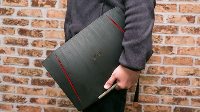 Đánh giá laptop Acer Aspire VX 15 ảnh 2